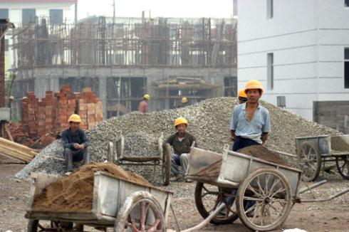 建筑工人真实的职业现状